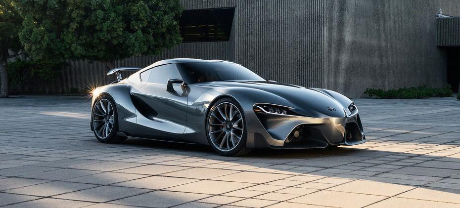 2015-Toyota-Supra-FT-1-Concept-Dark-Gray-Front